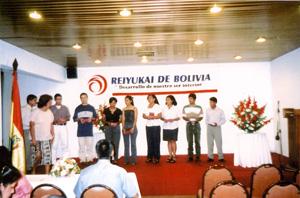 Reiyukai De Bolivia